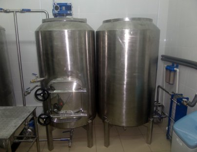Brewery in Lermontovo